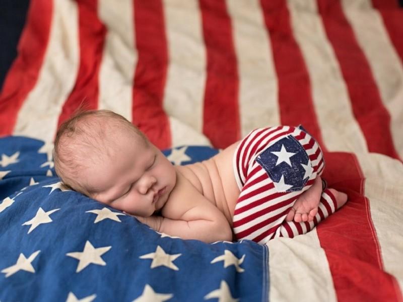 Визав СШАс целью родов