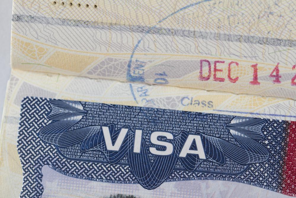 Повторное получение визы в США