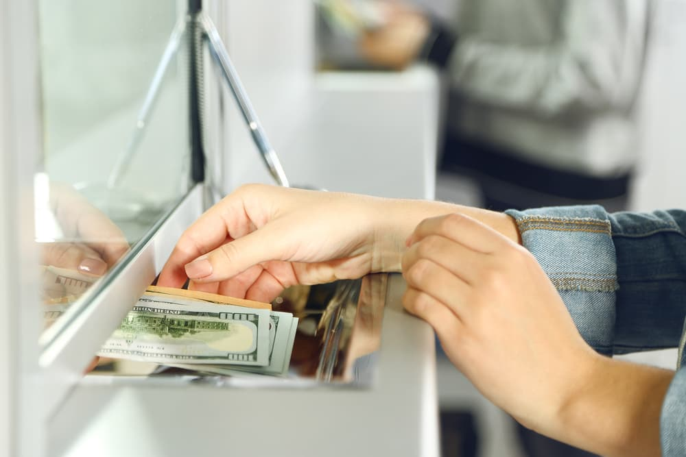 Оплата консульского сбора за визу в США