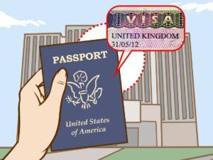 Виза в Великобританию для ребенка