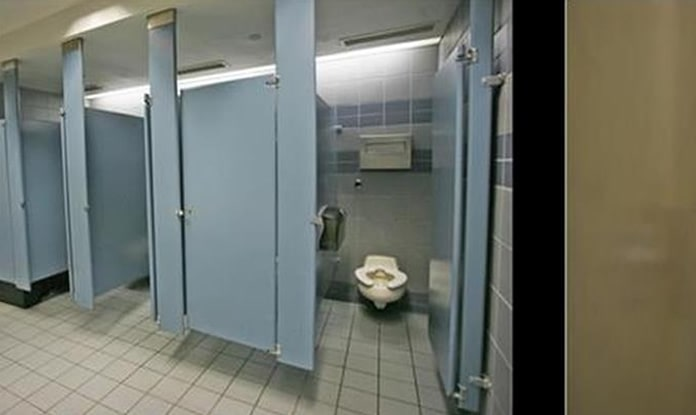 Туалеты в США