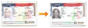 Обновление визы в США