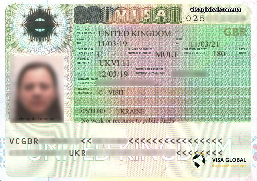 Долгосрочная виза в Великобританию на 2 года